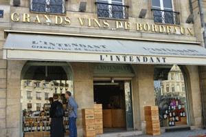 Grand Vins de Bordeaux, a fabulous wine store to explore!